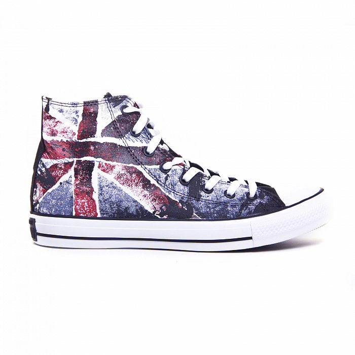 Кеды Converse Chuck Taylor All Star Hi флаг 139767