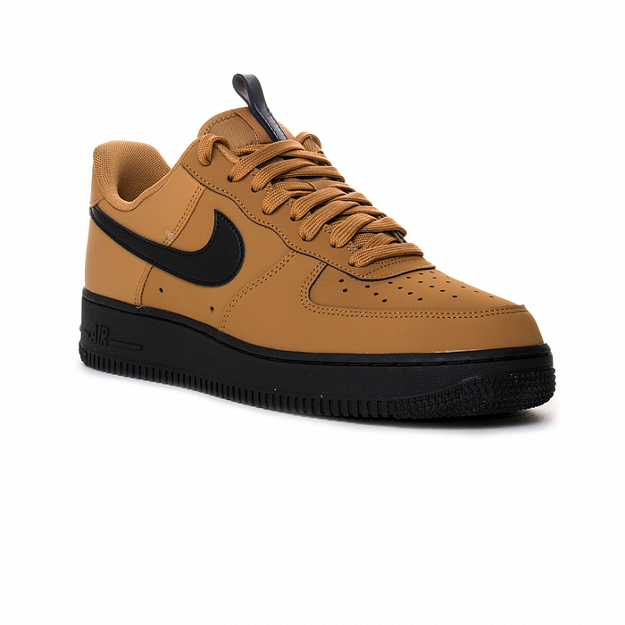 Кроссовки Nike Air Force 1 ´07 Wheat Black BQ4326-700